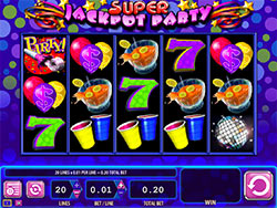 Super Jackpot Party Slot