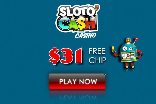 $31 Free Slotocash