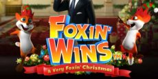 Foxin' Wins A Very Foxin' Christmas