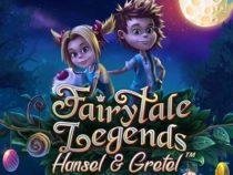 Fairytale Legends Hansel and Gretel