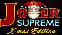 Joker Supreme X-Mas Edition