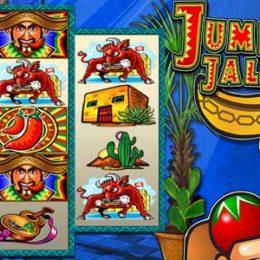 Jumpin Jalapenos Slot WMS