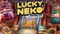 Lucky Neko: Gigablox