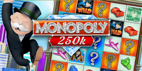 Monopoly 250k Free Slot Machine By Sg Interactive Online