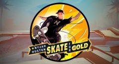 Nyjah Huston Skate for Gold