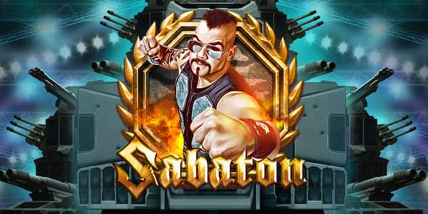 Metal Band Sabaton Slot Machine By Play N Go Online Slots